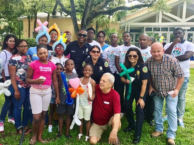 Miami Bridge Youth & Family Services begins summer season with barbecue