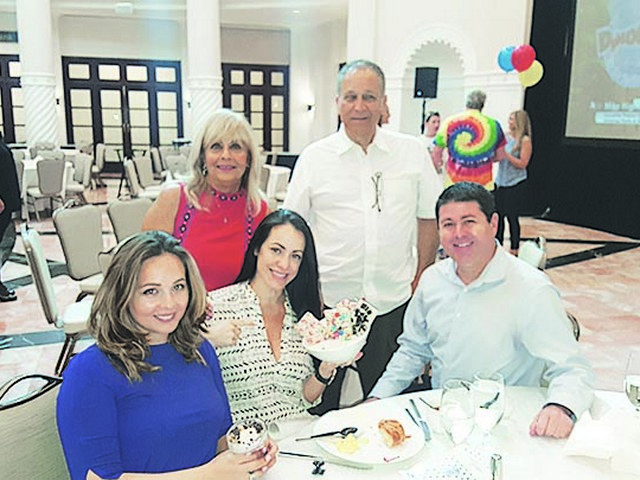 Hotel Colonnade 'Scoops of Hope' breakfast raises thousands for 10 charities