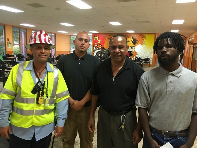 Miami Job Corps students receive job offers from program alumnus