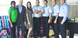Communities in Schools of Miami's Fill the Bus Drive Collects 2,000 Supplies