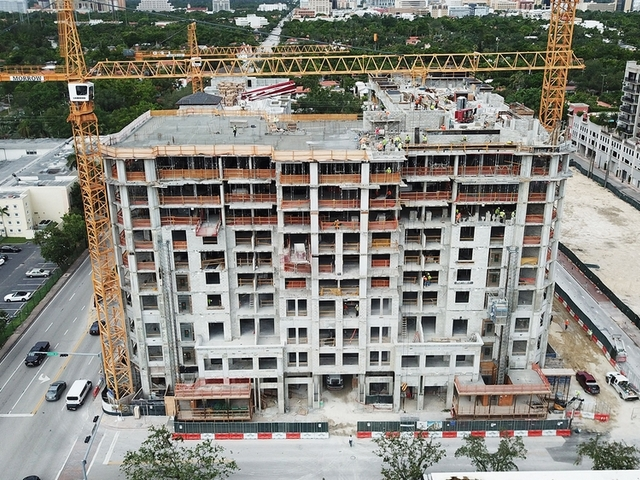 The Astor Companies tops off construction at Merrick Manor