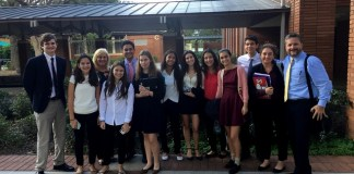 Palmer Trinity's Model UN team attends Florida HS Conference