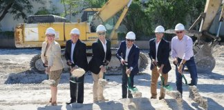 Construction begins on Grove's newest boutique luxury offering