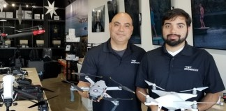 Drone Nerds brings future of photo, video to region