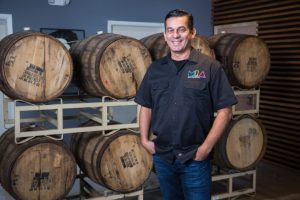 Eddie Leon is the founder of M.I.A. Beer Company, which will be offerings its specialities at BrewFest.