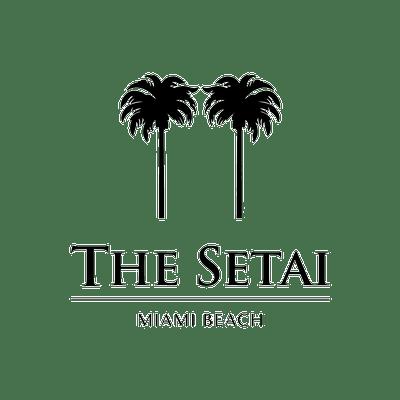 The Setai LOGO Transparent