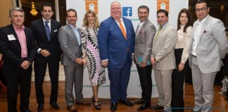 Gables Chamber celebrates local business with Diamond Awards