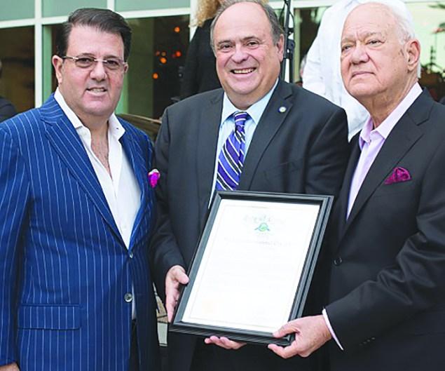 Doral's Perry Ellis International honored for milestone anniversaries