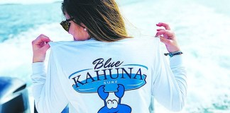 FIU student using clothing company, Blue Kahuna Surf, to better our beaches