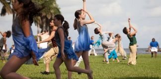 NWD Projects to present third National Water Dance, Apr. 14