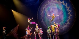 Cirque du Soleil returns with new show at Watsco Center