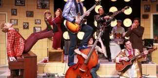 Actors' Playhouse continues Million Dollar Quartet musical