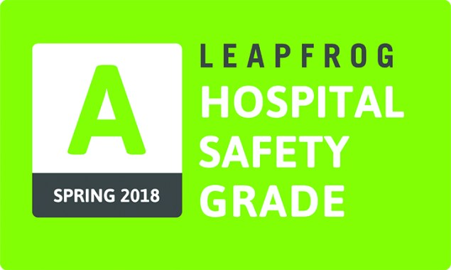 Palmetto General Hospital gets an 'A' for Patient Safety from Leapfrog Group