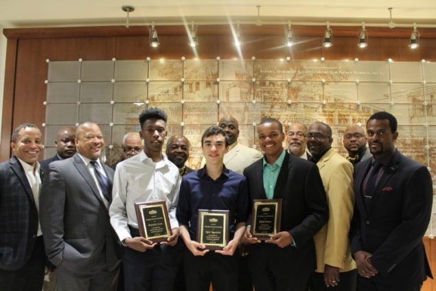 Alpha Phi Alphas honor three students with scholarships