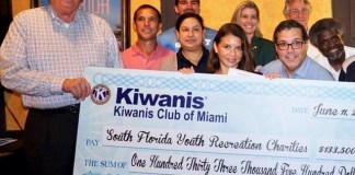 Miami Kiwanis Youth Foundation presents $133,500 in grants