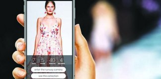 Couture goes live: embracing the power of social media