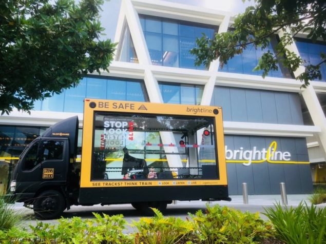 Brightline partners with Talent4Change to Sponsor BUZZitFORWARD initiative