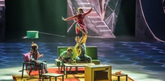 Cirque du Soleil bringing first on ice production, Crystal, to South Florida