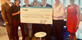 AT&T donates $50,000 to two Miami nonprofits focused on at-risk youth