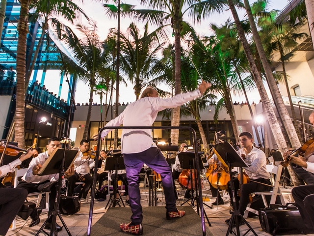 Miami Design District Performance Series back Fridays starting Oct. 5