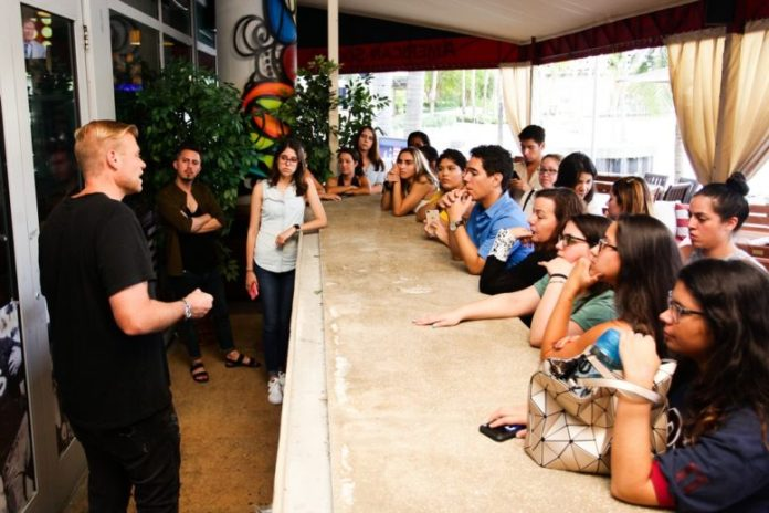28 FIU students to participate in first REVAMP Project powered By Red Bull