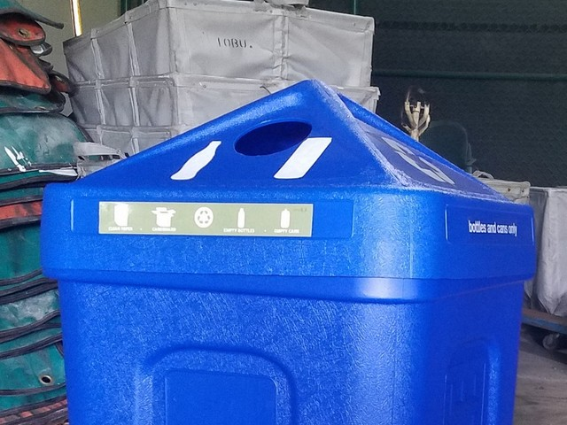 UM to get recycling bins through grant from Coca-Cola, partners