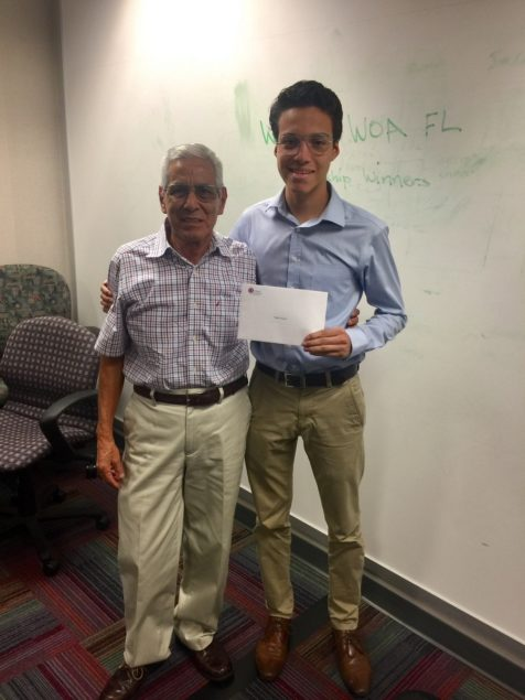 Women of AT&T Chapter Awards Scholarship to Archimedean Upper Conservatory Student
