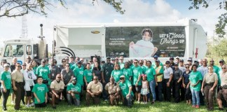 Neat Streets Miami successfully launches Let's Clean Things Up anti-litter campaign