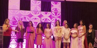 Fashion enthusiasts, donors make 'Pop of Pink' fundraiser a success