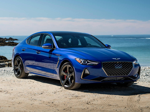 Genesis outclasses and outruns the competition with new G70