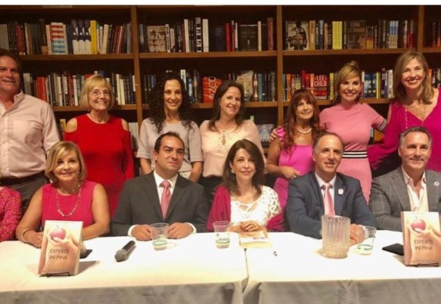 More than 300 attend launch of Experts in Pink