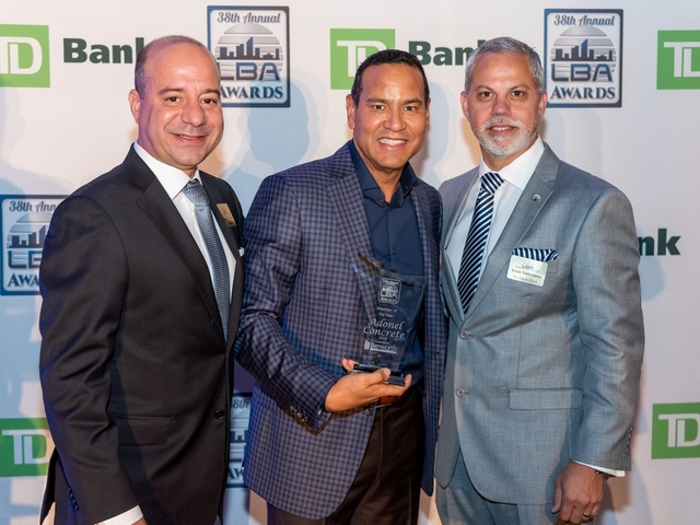 Adonel Concrete honored with LBA 'Member of the Year' award