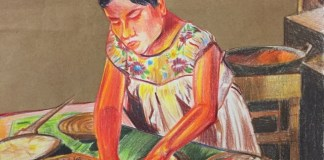 Work by NWSA student wins in Latino Art Beat competition