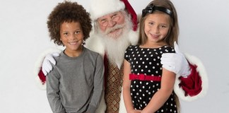 Area malls offer opportunities for photos with Santa Claus