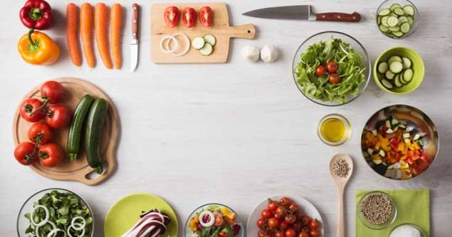 The art and science of eating, staying healthy
