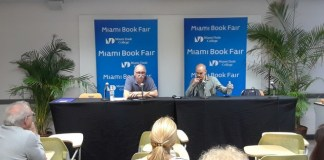 Thousands attend 35th annual Miami Book Fair International