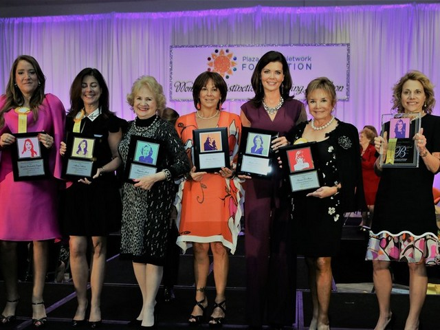 Plaza Health Network Foundation honors women community leaders at luncheon