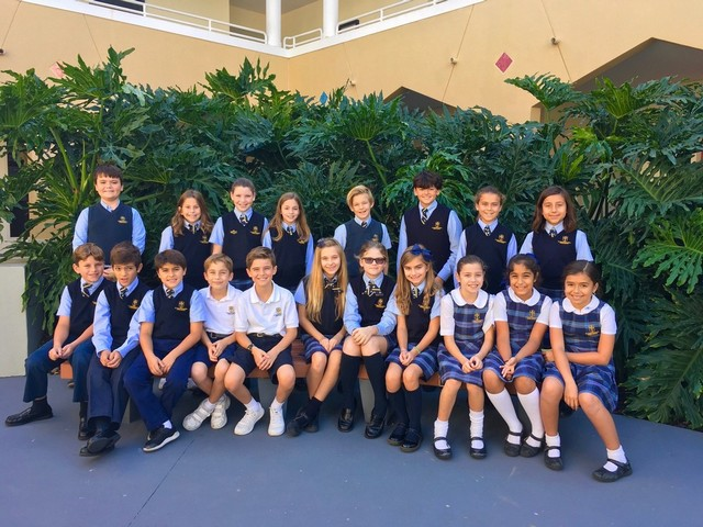 Twenty students at St. Thomas Episcopal School were selected to attend a live interview with an astronaut aboard the International Space Station.