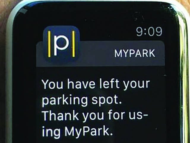Mypark brings tech solution to Miami Int'l Mall lot