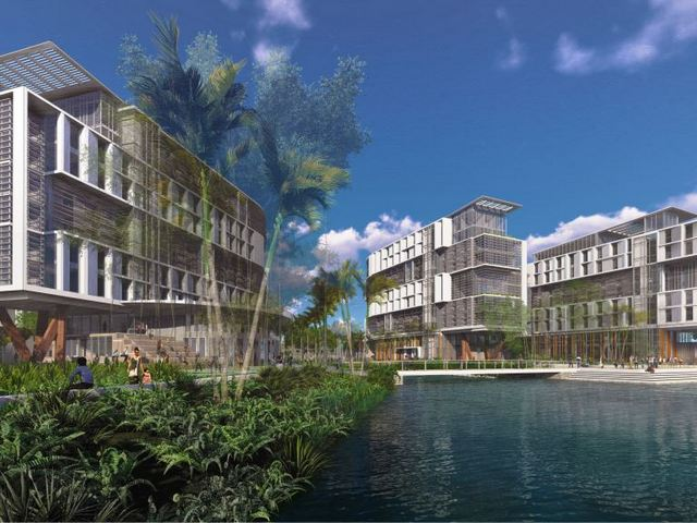 UM unveils its plans for new on-campus residential village