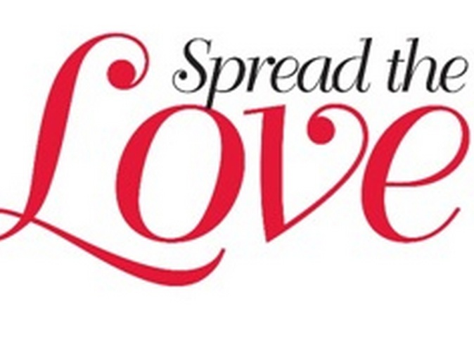West Park, let's spread the love!