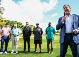 Dolphins Cancer Challenge Hosts Fourth Annual Celebrity Golf Tournament presented by Moss Construction