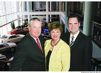 Williamson Family named 'Citizens of the Year' by Biscayne Bay Kiwanis