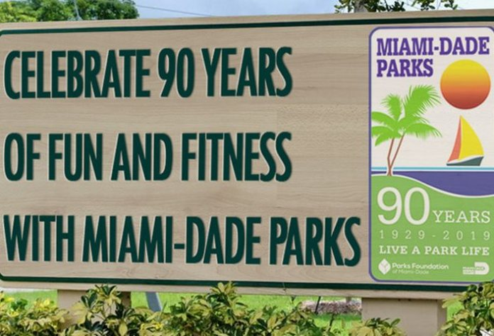Miami-Dade Parks marks 90 years with Day in the Park event, Mar. 2