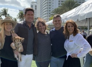 The Humane Society of Greater Miami's Brunch for the Animals Gives a Second Chance to Miami's Homeless Pets!