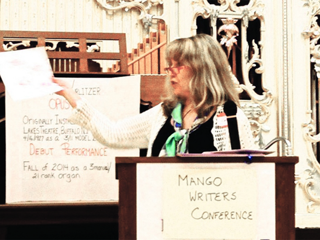 SFWA Annual Mango Writers Conference