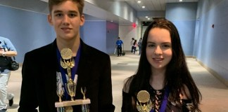 WCS Science Research Program shines at Regional Science Fair