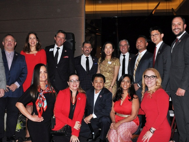 AREAA hosts annual installation and Chinese New Year celebration