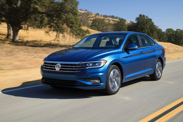 Features are the name of the game for 2019 VW Jetta