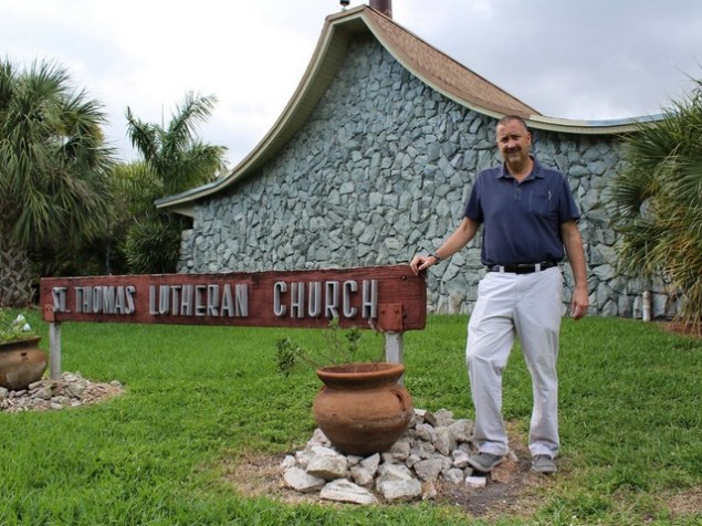 New Pastor takes leadership role at St. Thomas Lutheran Church
